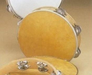 Pandereta Honsuy 42050 25Cm Parche Plástico