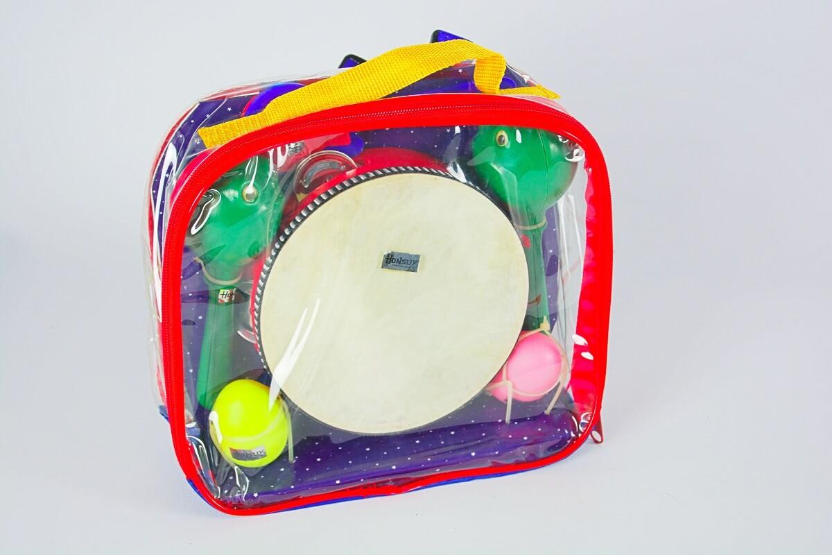 Set Instrumentos Ritmo Honsuy 46500 Pequeño