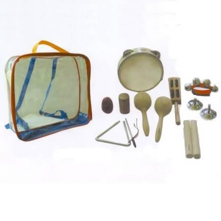 Set Instrumentos Ritmo Honsuy 46550 Mediano