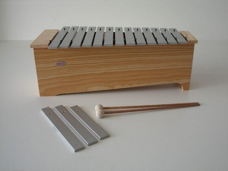 Metalófono Alto Honsuy 49220 Do-La Diatónico