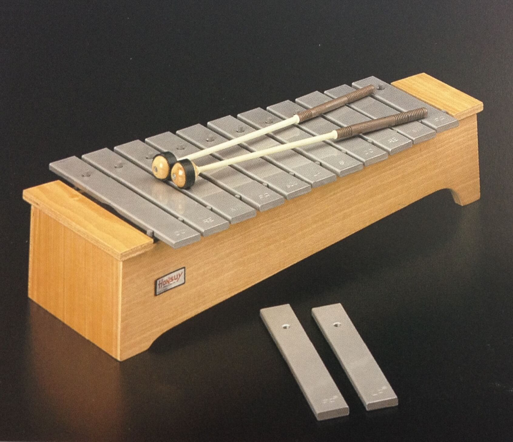 Metalófono Soprano Honsuy 49230 Do-Fa Diatónico