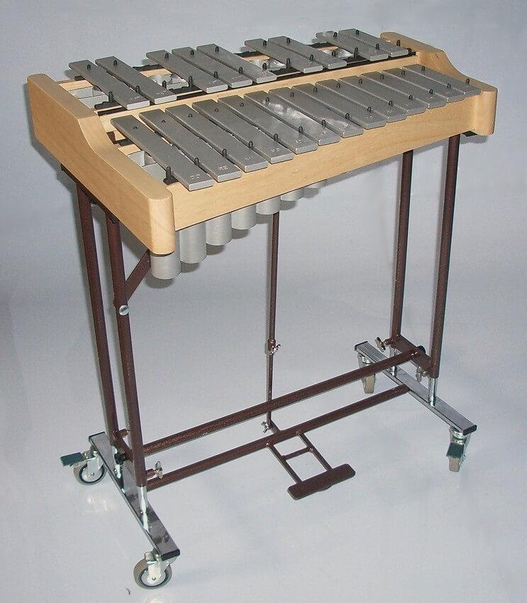 Metalófono Soprano Honsuy 49770 Do-La Cromático