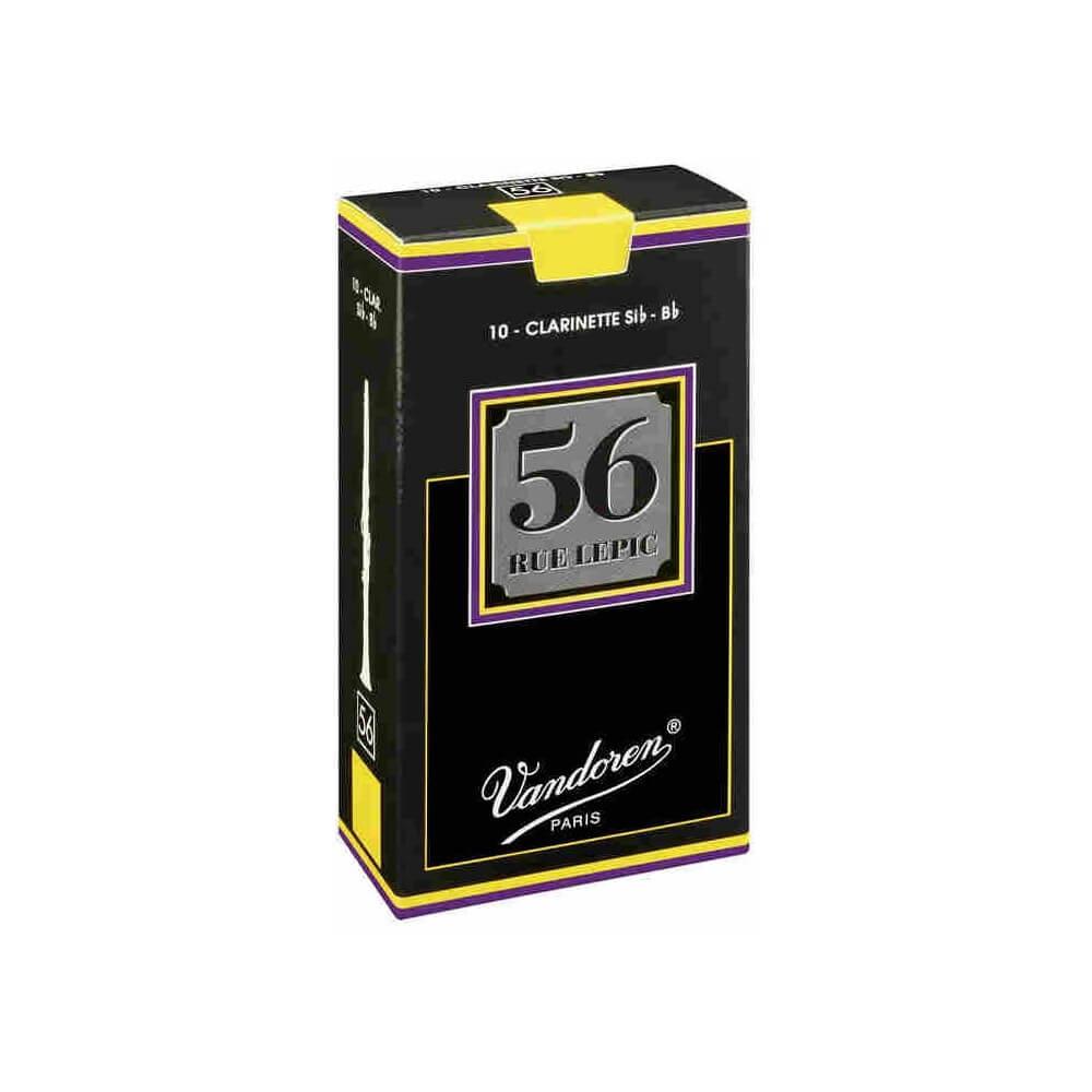 Caja Cañas Clarinete Sib Vandoren 56 Rue Lepic
