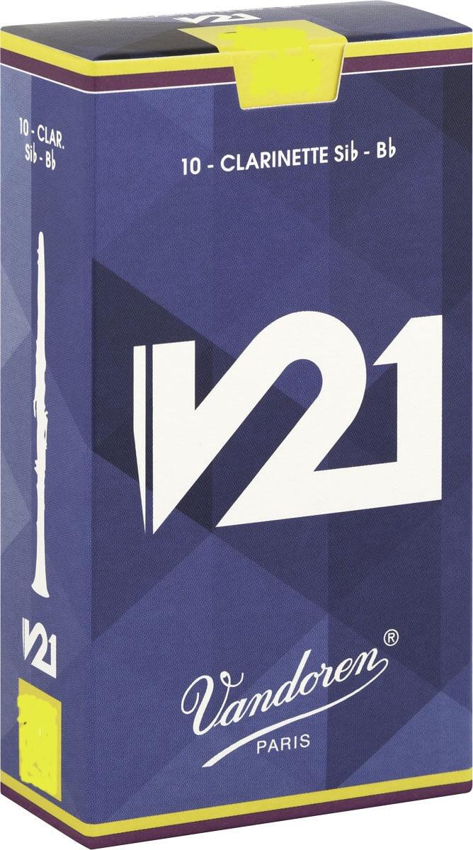 Caja Cañas Clarinete Sib Vandoren V21