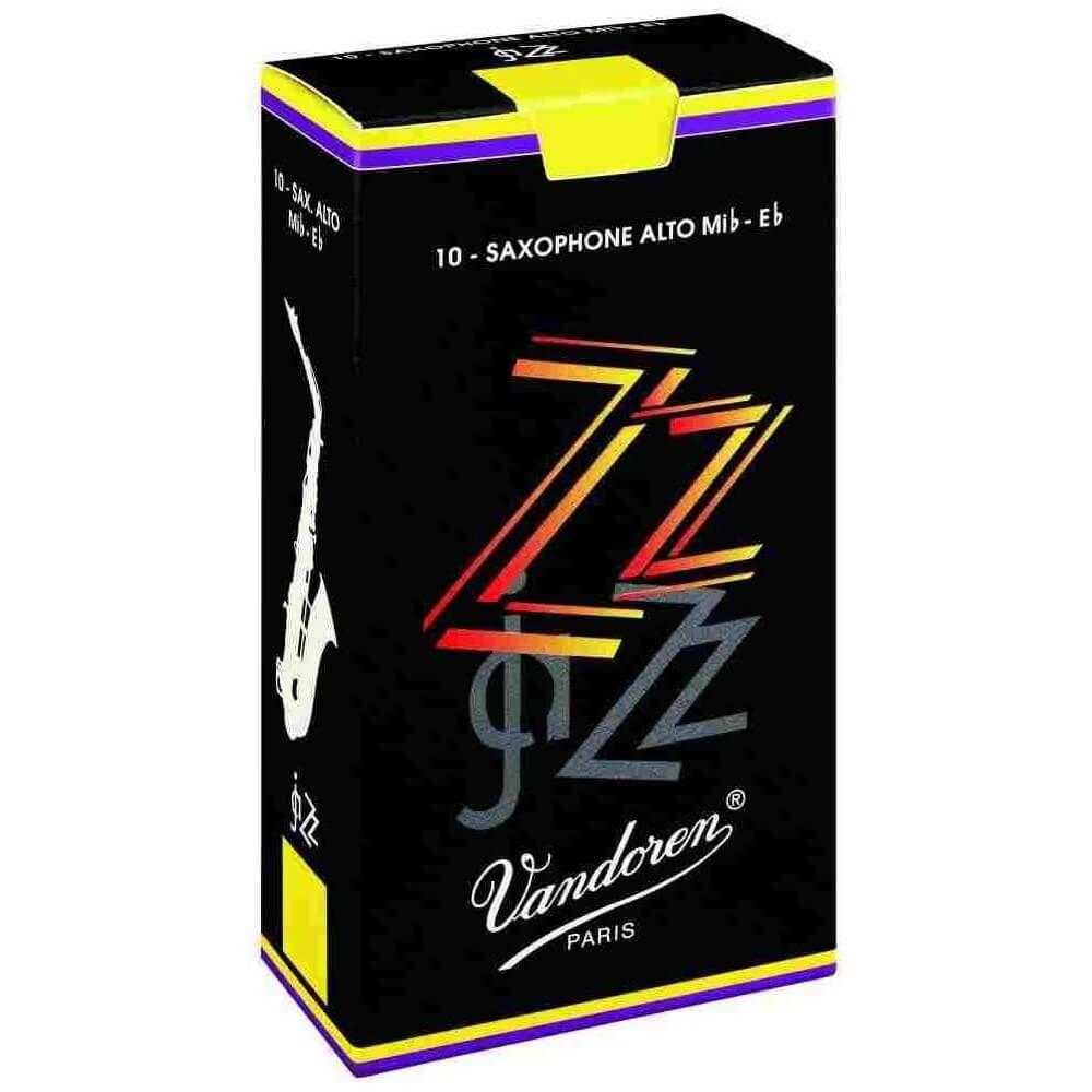 Caja Cañas Saxofón Alto Vandoren Zz Jazz
