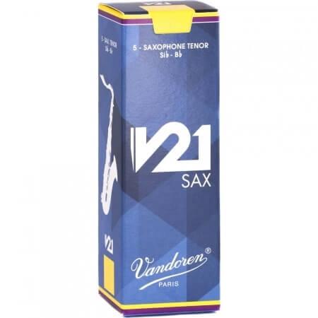 Caja Cañas Saxofón Tenor Vandoren V21