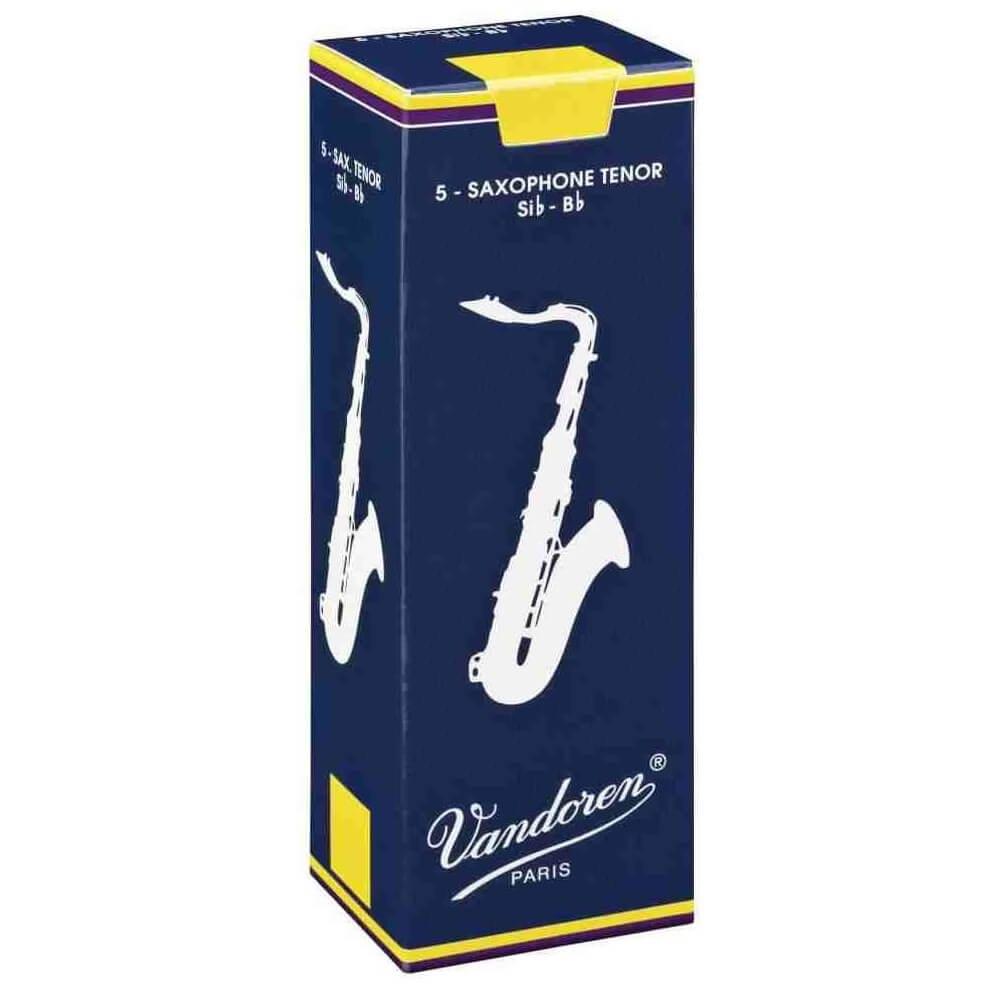 Caña Saxofón Tenor Vandoren Tradicional
