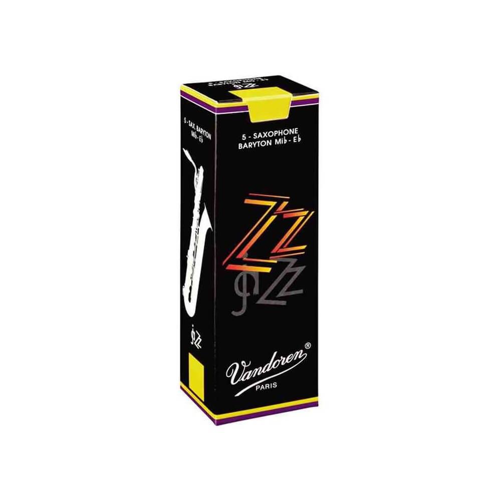 Caja Cañas Saxofón Barítono Vandoren Zz Jazz