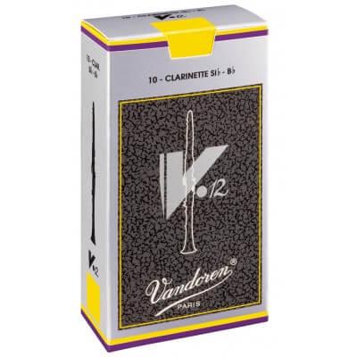 Caña Clarinete Sib Vandoren V12