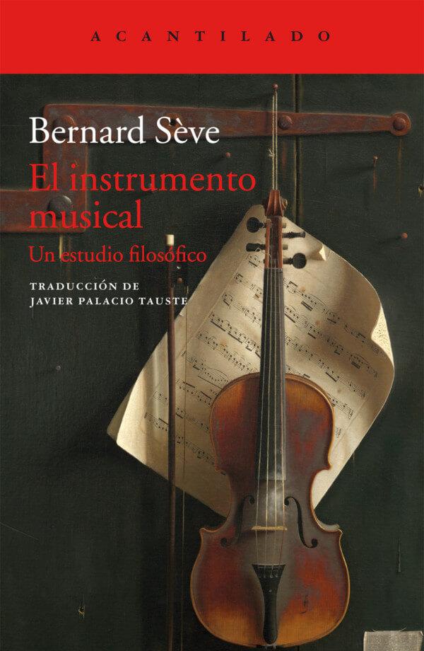 El instrumento musical. (Un estudio filosófico)