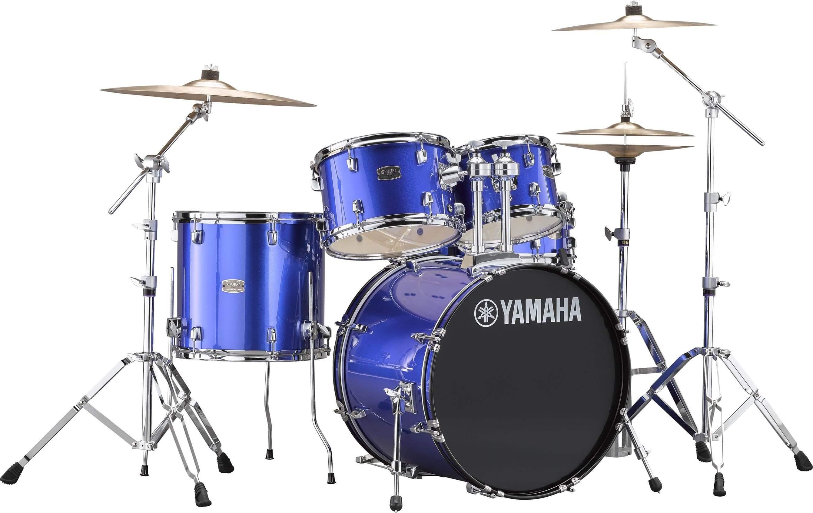 Batería Acústica Yamaha Rydeen RDP0F5 Set con platos