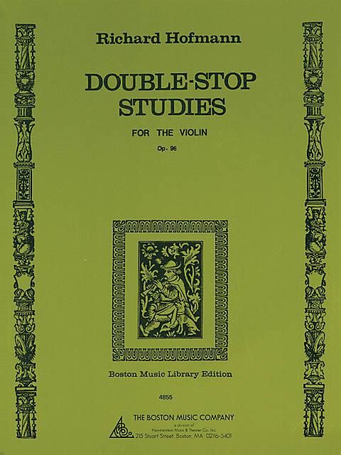 Double-Stop Studies. Hoffmann