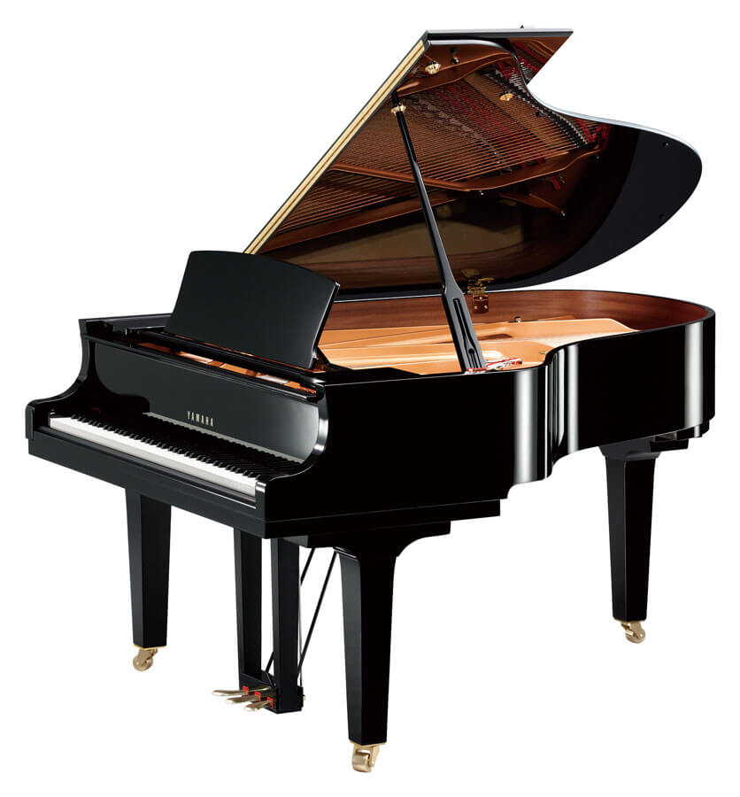 Piano de Cola Yamaha Serie C3X 186Cm