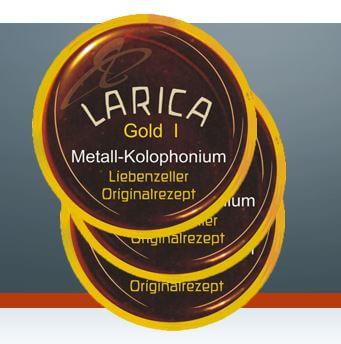 Resina Contrabajo Larica Liebenzeller Gold IV