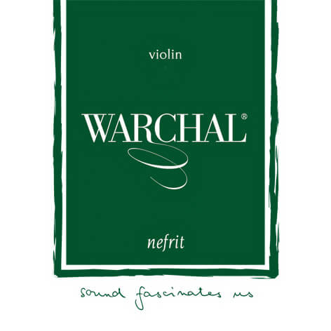 Cuerda Violín Warchal Nefrit