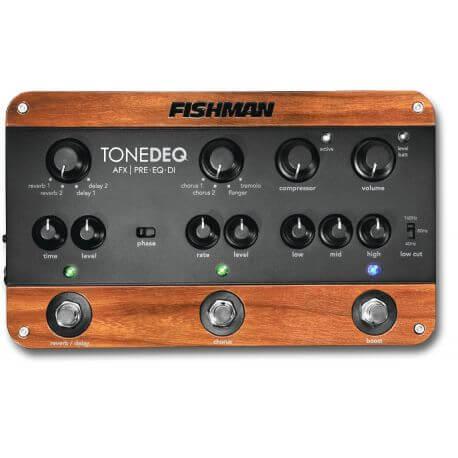 Pastilla Guitarra Acústica Fishman Tonedeq