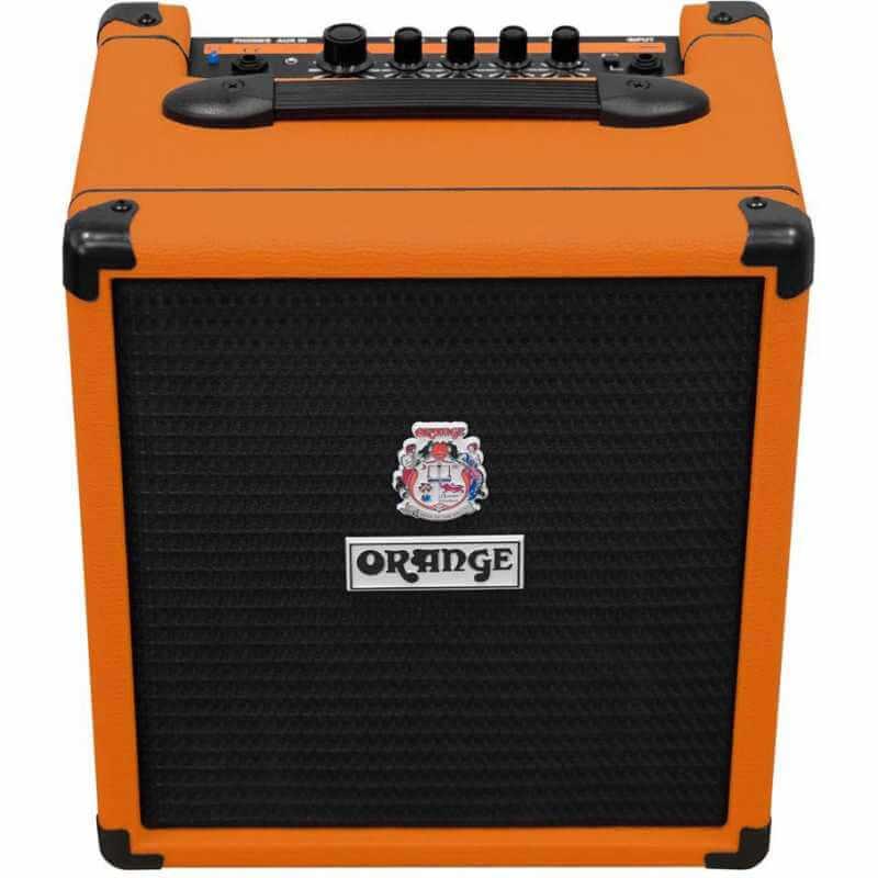 Amplificador Bajo Orange Combo Crush 25