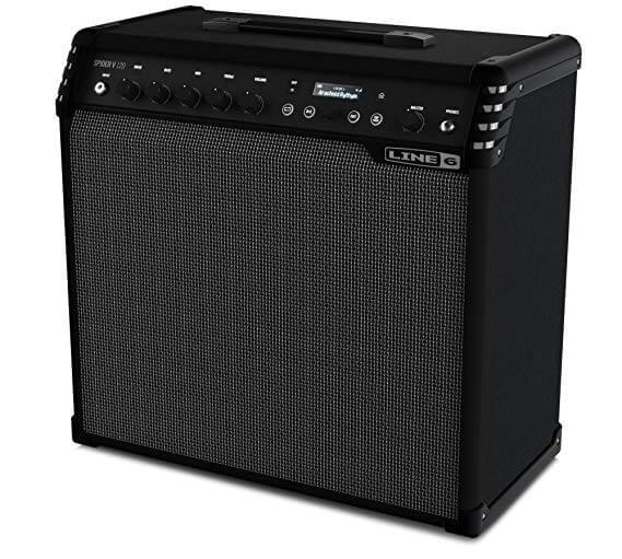 Amplificador De Guitarra Line6 Spider V 120Eu