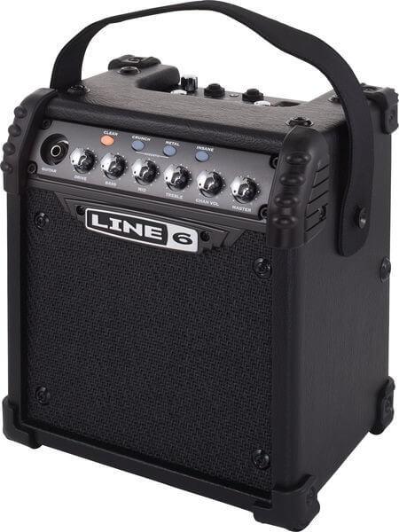 Amplificador Line6 Micro Spider Eu 240V