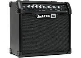 Amplificador De Guitarra Line6 Spider Classic 15Eu