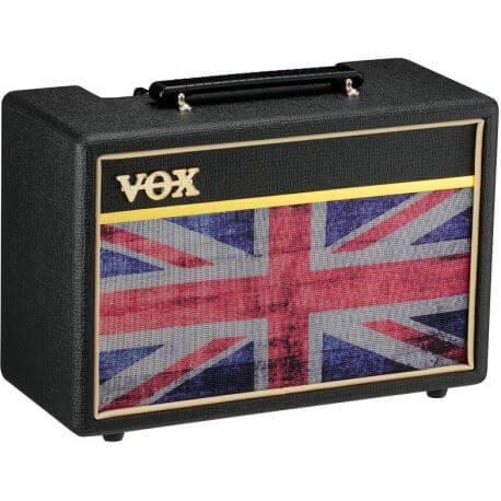Amplificador Guitarra Vox Pathfinder 10 Union Jack