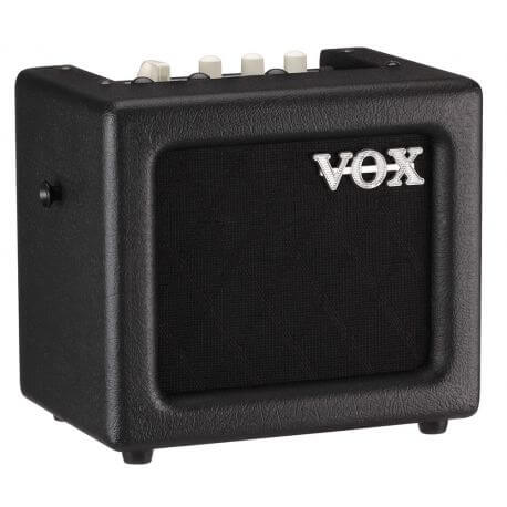 Amplificador Guitarra Vox Mini3 G2 Black