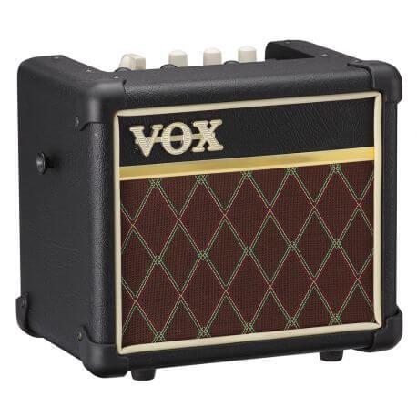 Amplificador Guitarra Vox Mini3 G2 Classic