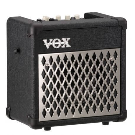 Amplificador Guitarra Vox Mini5 Rhythm
