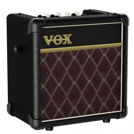 Amplificador Guitarra Vox Mini5 Rhythm Classic