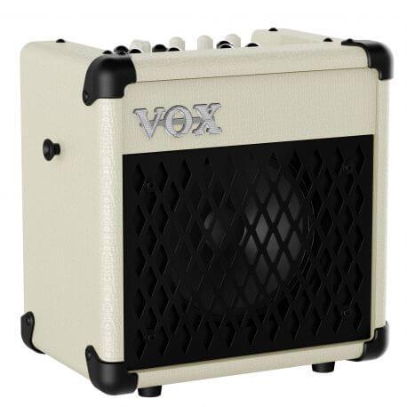 Amplificador Guitarra Vox Mini5 Rhythm Ivory