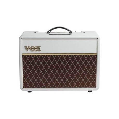 Amplificador Guitarra Vox Ac10C1 White Bronco