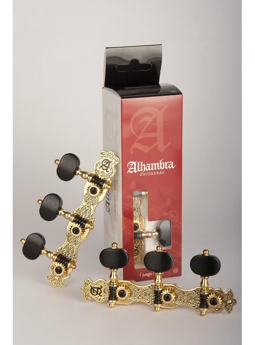 Clavijero Guitarra Clásica Alhambra Nº3