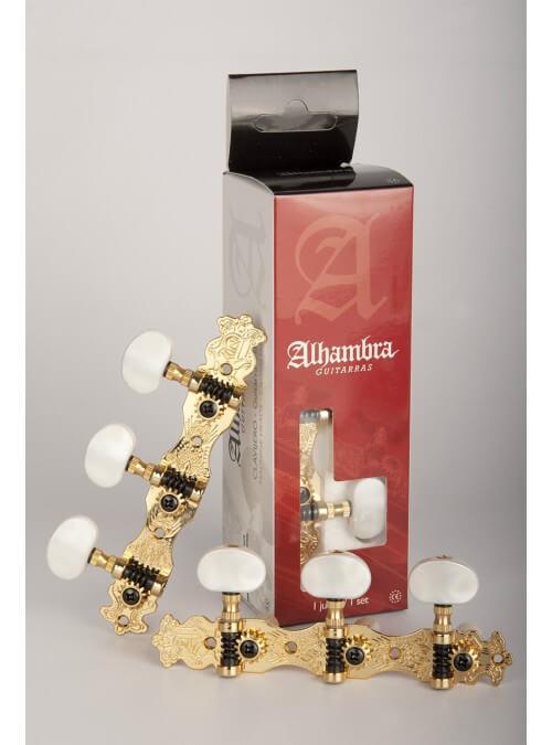 Clavijero Guitarra Clásica Alhambra Nº2