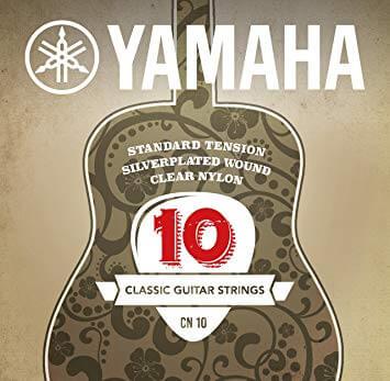 Jgo De Cuerdas Guitarra Clásica Cn10