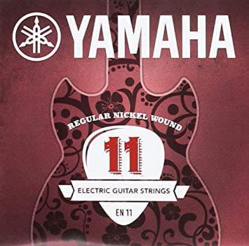 Juego de Cuerdas Guitarra Eléctrica Yamaha EN11. 11-52
