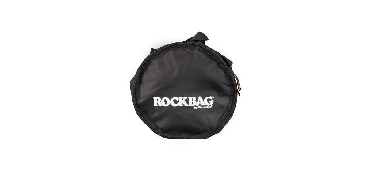 Funda Batería RockBag Deluxe RB22551B / Tom 10 x 8