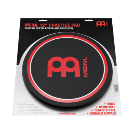 Pad Practicas Meinl Mpp-12 12