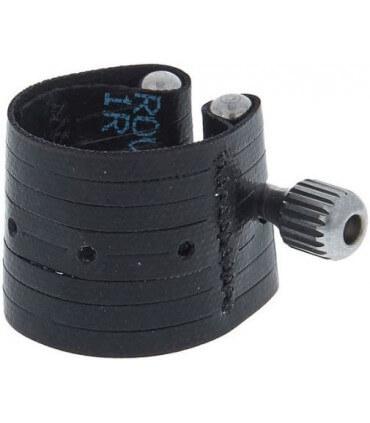Abrazadera y boquillero Clarinete Rovner 1R Dark