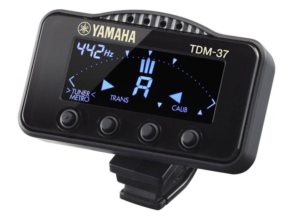 Afinador Cromático Yamaha Tdm-37S