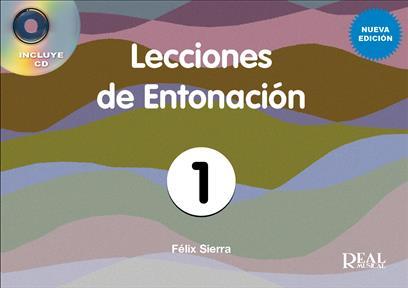 Lecciones De Entonacion V.1 Nueva Edicion +CD