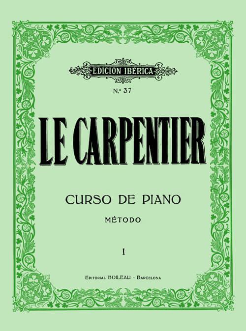 Método piano  Le Carpentier