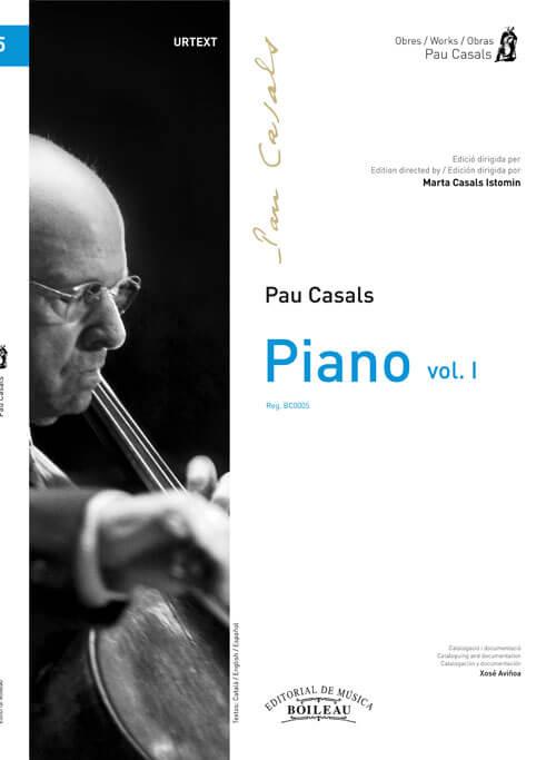 Piano Vol. 1