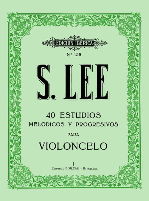 Estudios para violoncelo Vol.I