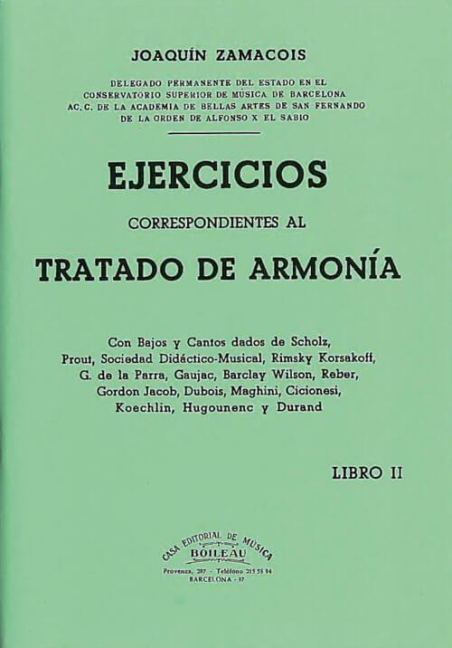 Ejercicios Armonía Vol.II