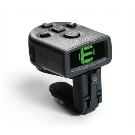 Afinador Cromático Planetwaves Ns Micro Headstock Tuner