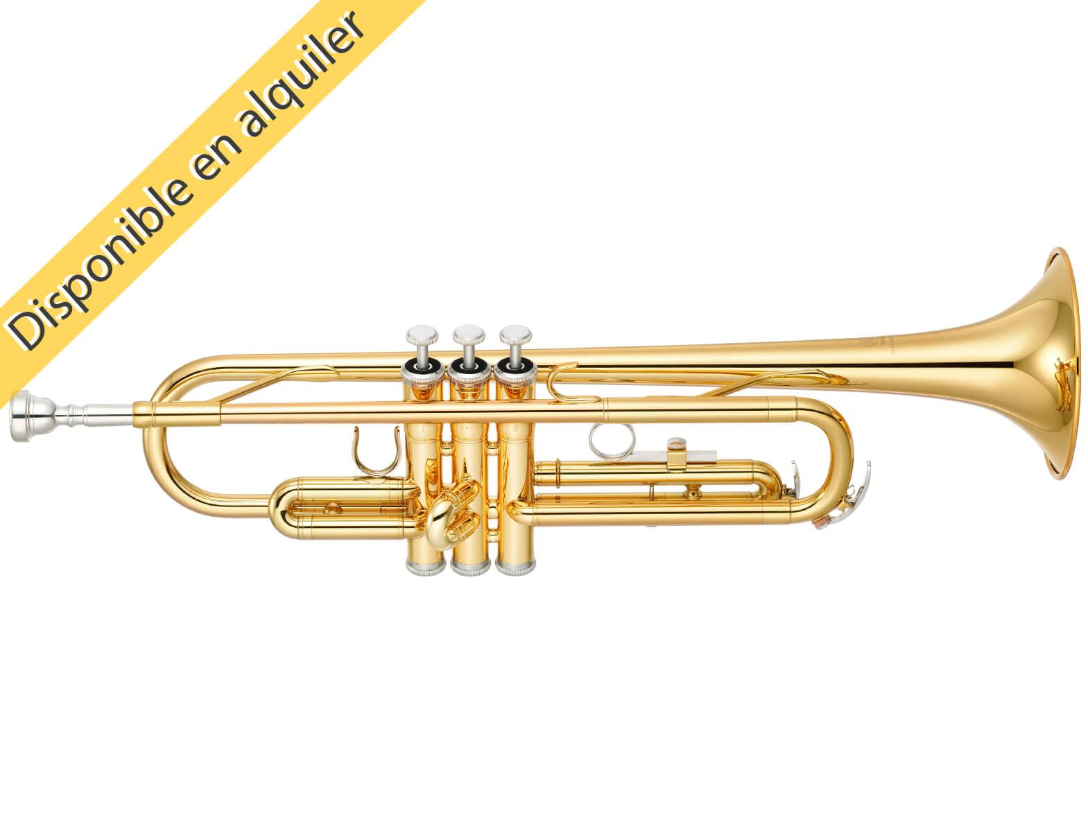 Trompeta Yamaha YTR-2330 Lacada