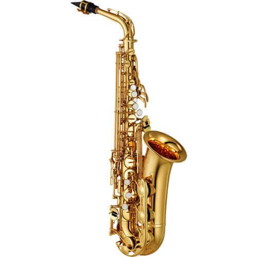 Saxofón Alto Yamaha Yas-280 Lacado
