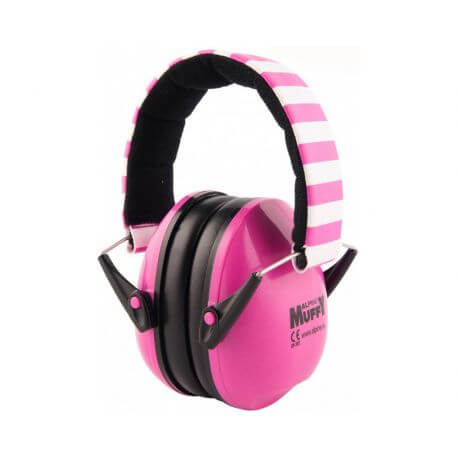 Protectores Auditivos Alpine Muffy Pink