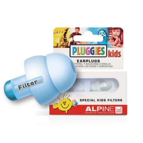 Protectores Auditivos Alpine Pluggies Kids