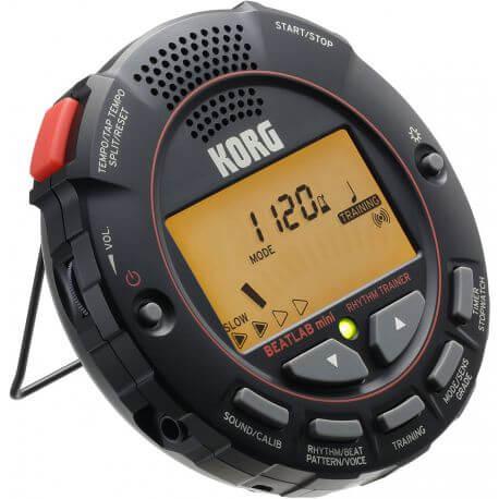 Metrónomo Afinador Korg Beatlab Mini + Pad
